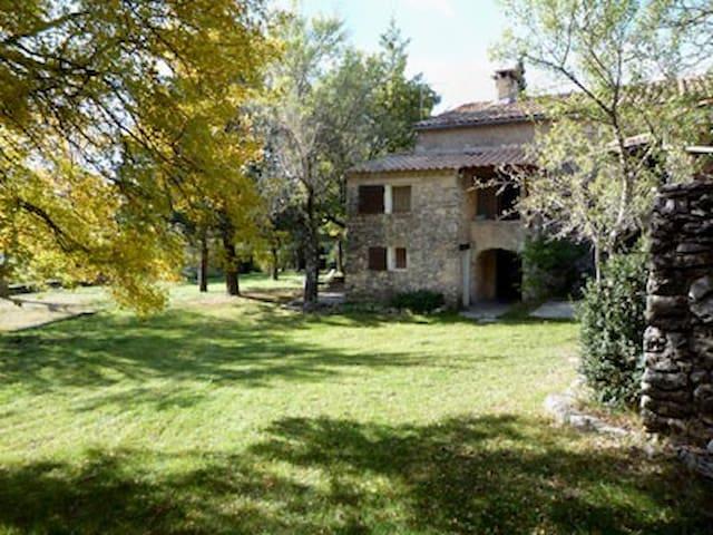 Mas en pleine nature - monieux - Casa