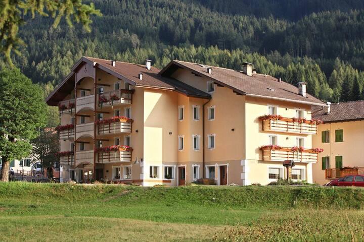 vacanze in Val di Fiemme Trentino