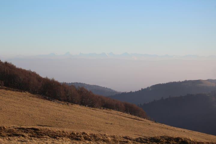Bienvenue dans les Vosges