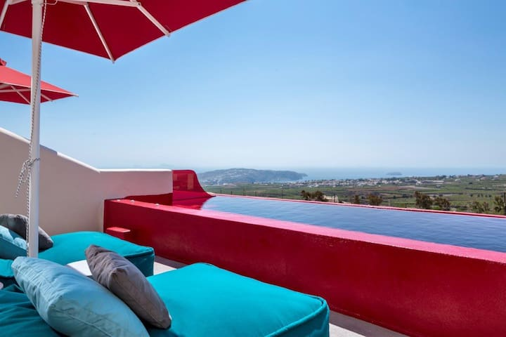 Suite in medieval Pyrgos - Pyrgos Kallistis - Apartment