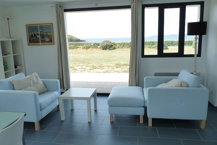 Maison les pieds dans l'eau - Telgruc-sur-Mer