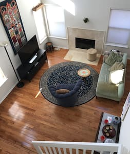 Nice private room(s) and bath in a 3-bed townhouse - Ann Arbor