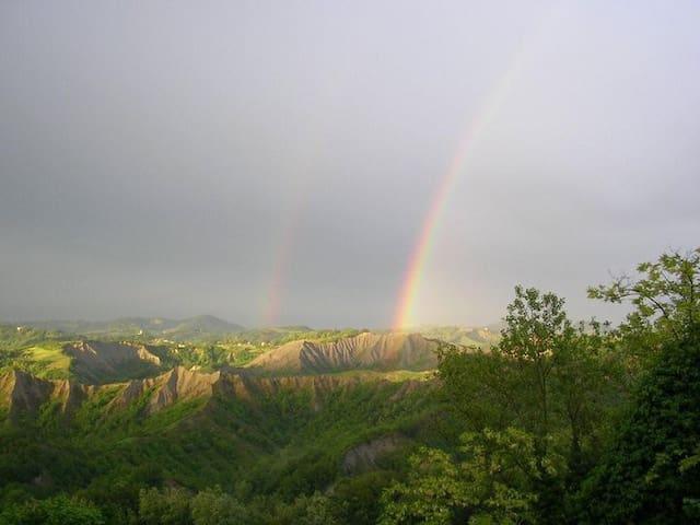 Ca' di Zcù a  Maiola - Castello di Serravalle - Talo