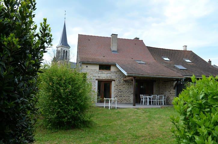 Gîte entre vignes et bois - Boncourt-le-Bois - Dům