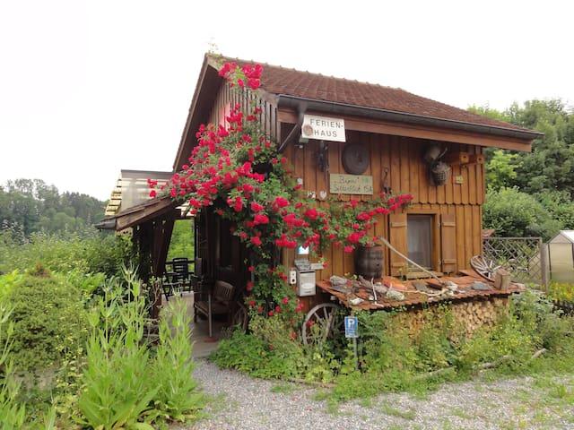 Bijou-Sitterblick, Ideal für 2 Personen - Bischofszell - Cabana