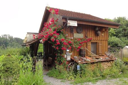 Ferienhaus Bijou-Sitterblick, Ideal für 2 Personen - Bischofszell