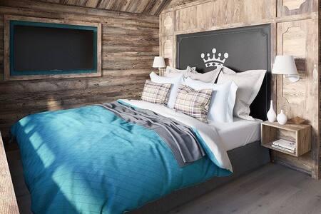 Ferienhaus Mondi Grundlsee 6 Personen Luxus-Chalet
