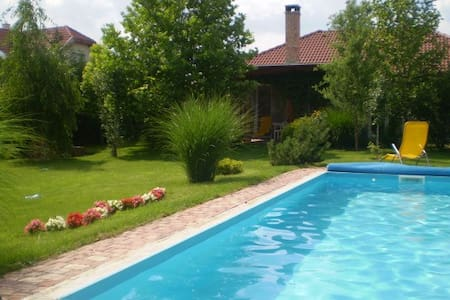 House w. pool close to the airport - Будапешт - Дом