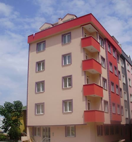 Nilgün Apart (Single Apartment) - Trabzon