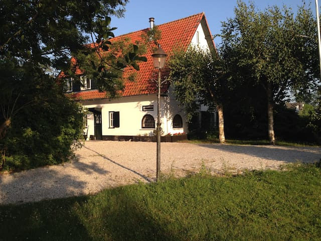 Holiday home at lakes /Amsterdam - Breukeleveen - Villa
