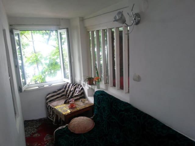 Одноместная спальня в домике у моря - Batumi - Dům