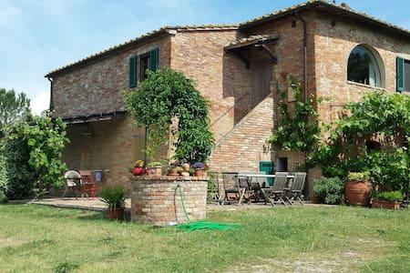 Landhaus, Podere Santa Croce, Siena - Siena - Wohnung