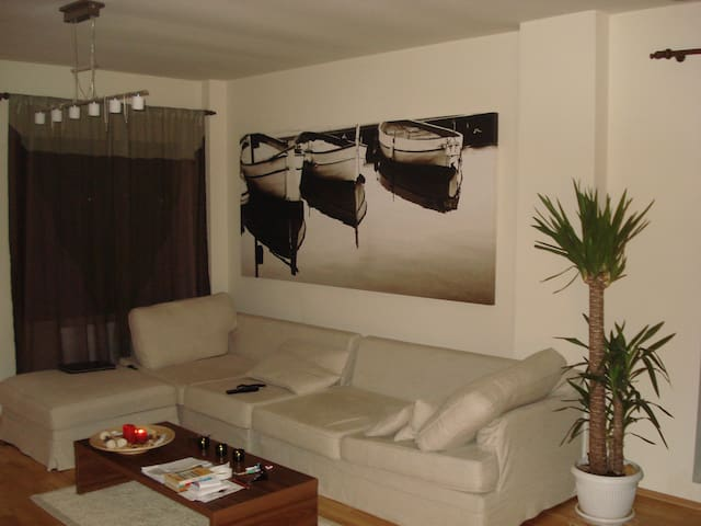 Nice flat, villa, close toBucharest - Boekarest - Appartement