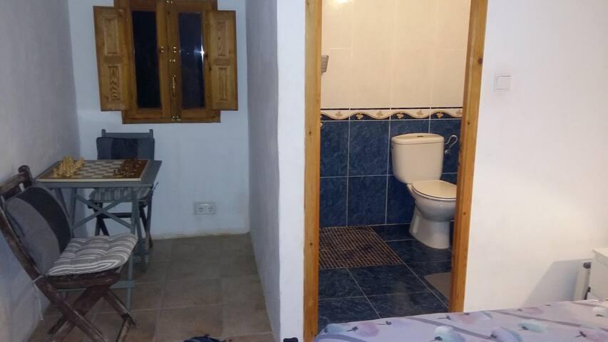 Badkamer kamer 6