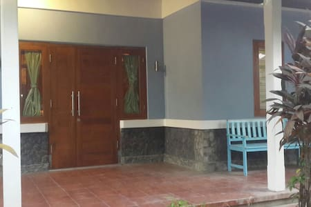 Room for Rent in the city - Kediri