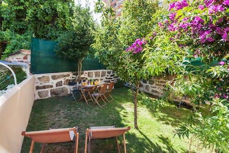 Casa da Paz | Casa Clean&Safe Vintage com Jardim