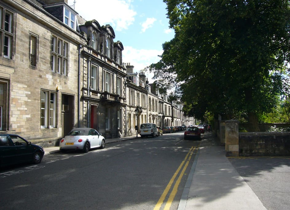St Andrews Gardens Rooms