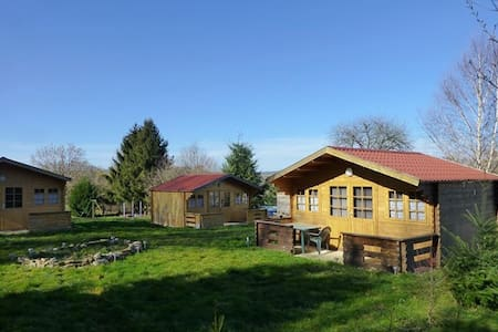 chalet nature - Moureuille