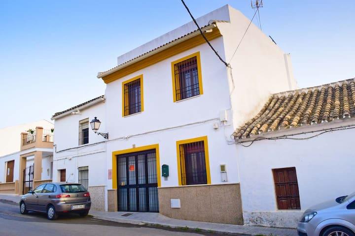 Casa rural en la Campiña de Córdoba - San Sebastián de los Ballesteros - Casa
