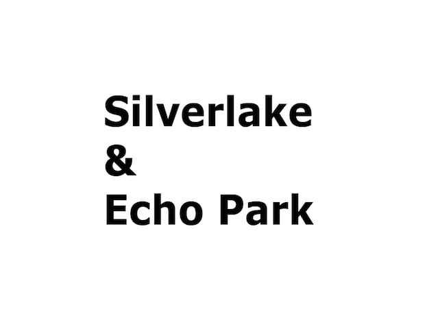 Silverlake & Echo Park