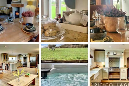 5* Nr Ennerdale Luxury~HotTub~Games Rm~Sleeps 11