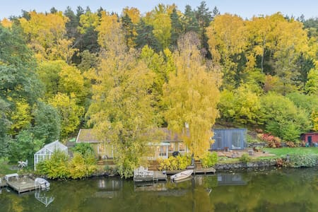 5★ Peaceful, Picturesque Lake & Forest Retreat