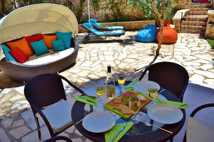 Elmas Yildiz Garden Apart A1 Mediterranean Complex