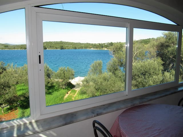 Beautiful apartment by the sea - Luka - Appartement