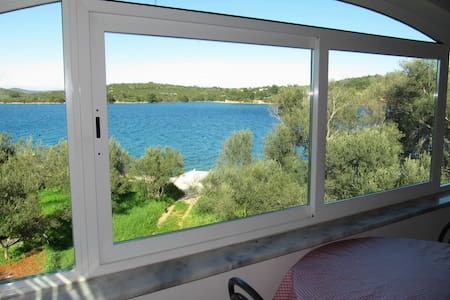 Beautiful apartment by the sea - Luka - Apartamento