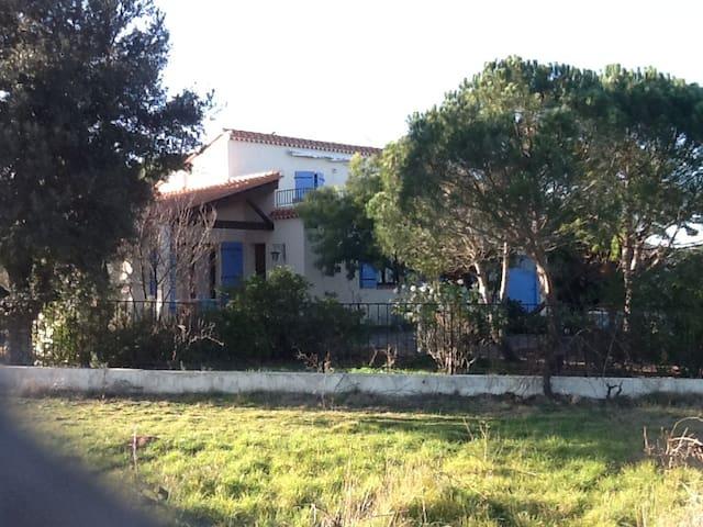 LOVELY RURAL VILLA NEAR PERPIGNAN - Tordères - Villa
