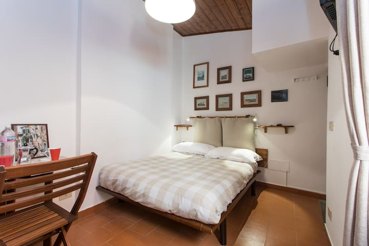 Studio for 2 person at Castel Sant Angelo