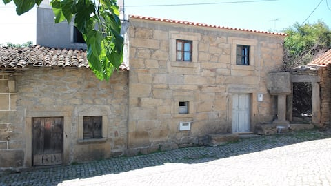 Typical house in North Portugal