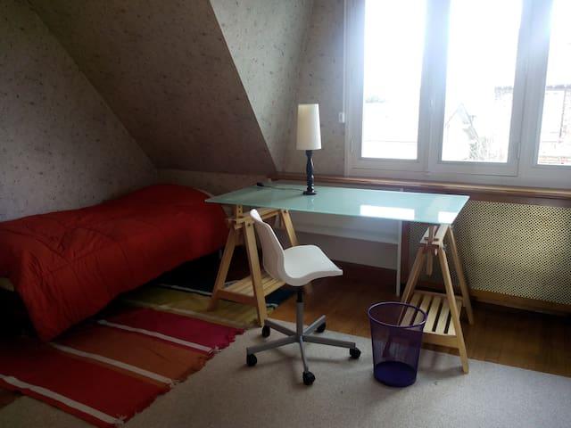 Guest room - Carrières-sur-Seine - Rumah