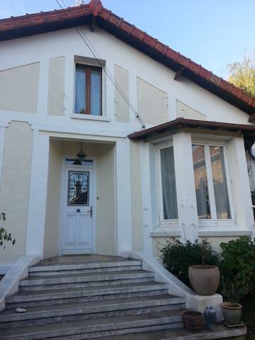 Maison familiale proche RER D - Brunoy - Hus