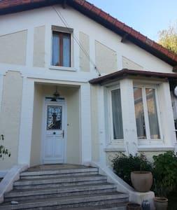 Maison familiale proche RER D - Brunoy