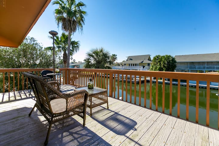 3BR Private Dock House, Key Allegro
