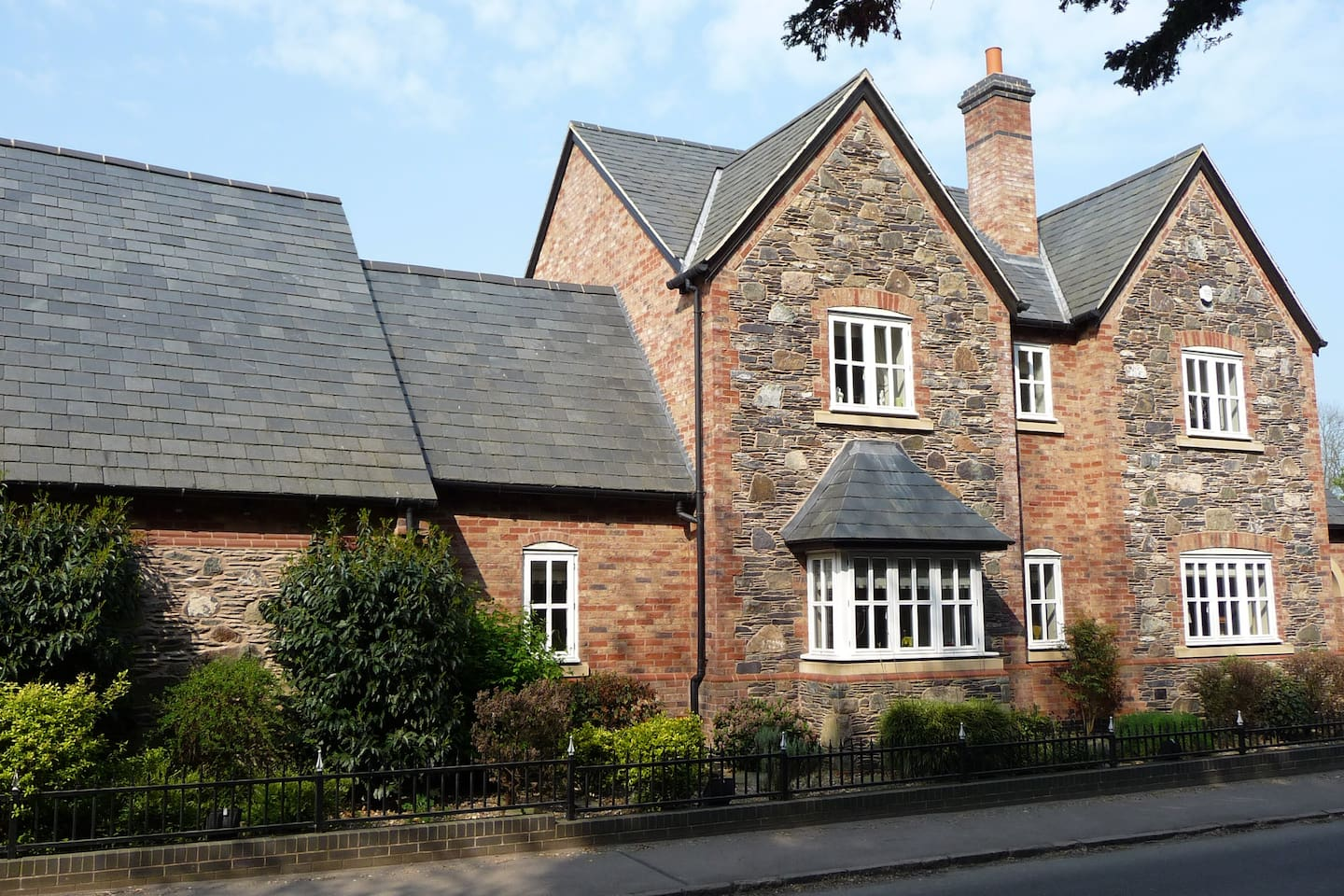 Keepers Lodge in Charnwood Forest