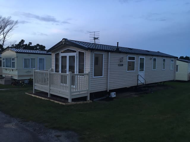 Privately Owned Luxury Caravan - Port Seton