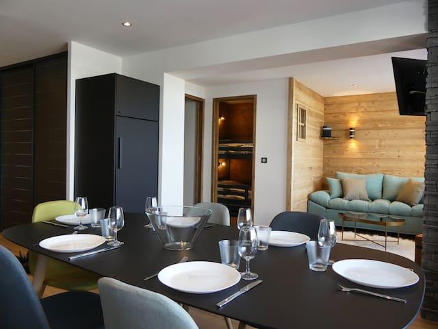 Espace repas / Dining area