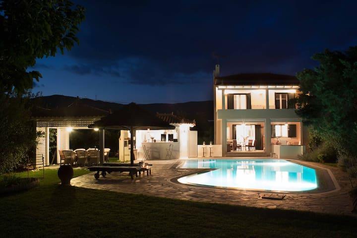 Villa Hydra Beach, Epidavros - Thermisia - Willa