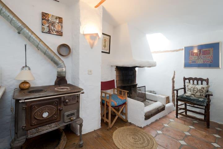 Casa de la Calleja - Güejar Sierra - Dům