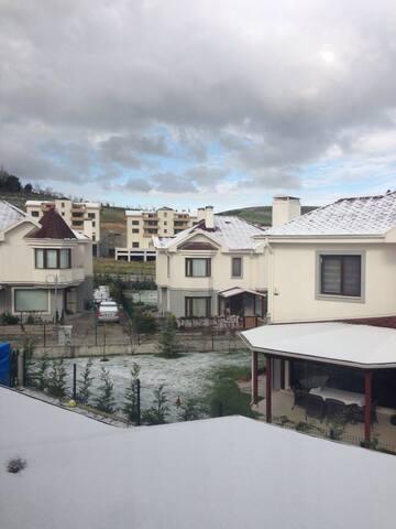Ankara'da site içi villa - Ankara - Villa