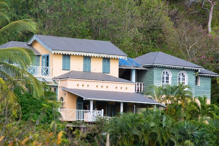 Spectacular villa for sunsets, beaches & enjoyment - Gros Islet