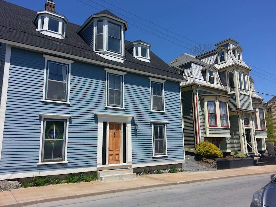 Two Bedroom Apt 1 Unesco Lunenburg Apartments For Rent In Lunenburg Nova Scotia Canada