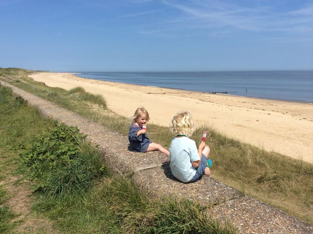 Beach Escape, luxury static caravan - Caister-on-Sea