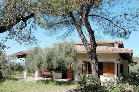 Villa Larry - sul Lago Trasimeno - Magione