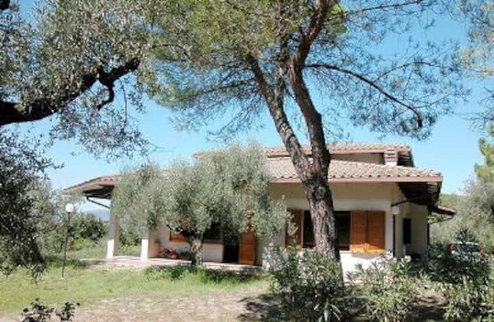 Villa Larry - San Feliciano sul Trasimeno