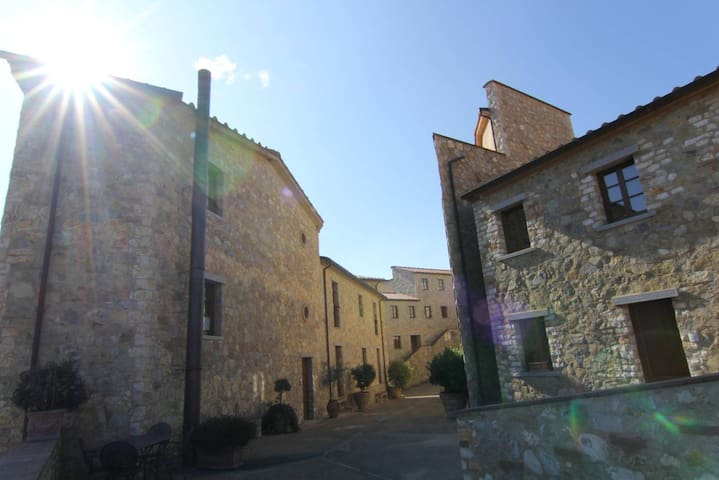 Gaiole Suites 9 - Gaiole In Chianti - อพาร์ทเมนท์