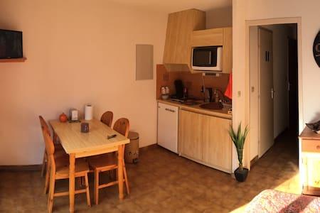 Appartement studio - Thollon-les-Mémises - Apartment