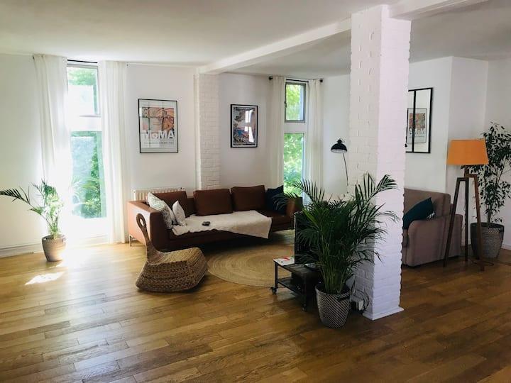 Loft dans bas Montreuil, proche Vincennes et Paris